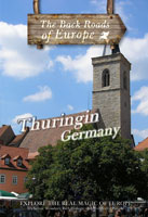 Back Roads of Europe THURINGIN GERMANY DVD Television Syndicati | Movies and Videos | Other