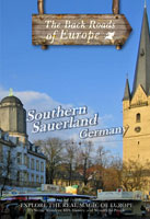 Back Roads of Europe SOUTHERN SAUERLAND GERMANY DVD Television Syndi | Movies and Videos | Other