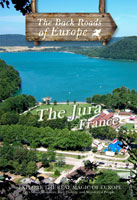 Back Roads of Europe THE JURA FRANCE DVD Television Syndi | Movies and Videos | Other