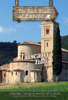 Back Roads of Europe TUSCANY ITALY DVD Television Syndication | Movies and Videos | Other