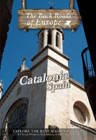 Back Roads of Europe CATALONIA SPAIN DVD Television Syndication | Movies and Videos | Other