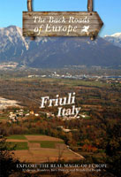 back roads of europe fruili italy dvd television syn