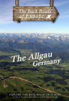 Back Roads of Europe THE ALLGUA GERMANY DVD Television Syndi | Movies and Videos | Other