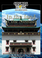 Cosmos Global Documentaries IN THE LAND OF THE NOMADS MONGOLIA DVD DVD Global Te | Movies and Videos | Other