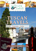 Culinary Travels  Tuscan Travels  Tuscany G Italy DVD Vine's Eye Productio | Movies and Videos | Other