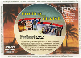 The Key West DVD - Bring The Island Home on DVD DVD DiscOdyssey DiscOdyssey | Movies and Videos | Other