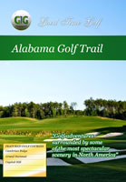 Good Time Golf Alabama Golf Trail DVD Golf Media Group | Movies and Videos | Other