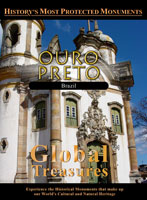 Global Treasures OURO PRETO DVD Global Television | Movies and Videos | Other