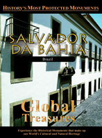 Global Treasures SALVADOR DA BAHIA DVD Global Television | Movies and Videos | Other
