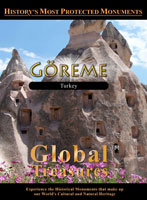 Global Treasures GOREME DVD Global Television | Movies and Videos | Other