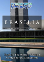 Modern Times Wonders BRASILIA DVD Global Television | Movies and Videos | Other