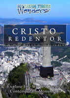 Modern Times Wonders CRISTO REDENTOR DVD Global Television | Movies and Videos | Other