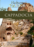 Nature Parks CAPPADOCIA DVD Global Television | Movies and Videos | Other