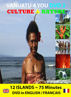 Vanutu 4 You Culture & Nature DVD Vanutu 4 You | Movies and Videos | Other