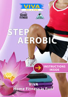 VIVA Fit n FUN  STEP AEROBIC General Fitness And Trim Legs DVD Global Television | Movies and Videos | Other