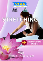 VIVA Fit n FUN STRETCHING Be Supple And Fit Through Stretch Exercises DVD Global | Movies and Videos | Other