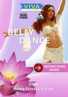 VIVA Fit n FUN BELLY DANCE For Fitness And Fun DVD Global Television Arcadia Fil | Movies and Videos | Other
