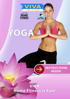 VIVA Fit n FUN YOGA Fitness Through Inner Peace DVD Global Television Arcadia Fi | Movies and Videos | Other