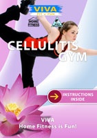VIVA Fit n FUN CELLULITIS-GYM Health And Beauty Exercises DVD Global Television | Movies and Videos | Other