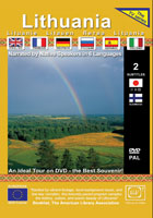 Lithuania, DVD, Vilnius on Video   Movies and Videos   Other