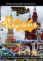 Vista Point St. Petersburg Russia DVD Global Television Arcadia Films | Movies and Videos | Other
