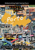 Vista Point PORTO Portugal DVD Global Television Arcadia Films | Movies and Videos | Special Interest