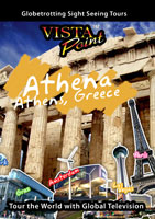 Vista Point Athens Greece DVD Global Television Arcadia Films | Movies and Videos | Special Interest