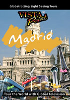 Vista Point Madrid Spain DVD Global Television Arcadia Films | Movies and Videos | Special Interest