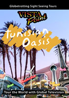 Vista Point TUNISIAN OASIS Tunisia DVD Global Television Arcadia Films | Movies and Videos | Special Interest