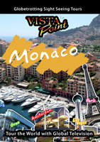 Vista Point Monaco DVD Global Television Arcadia Films | Movies and Videos | Special Interest