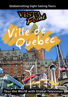 Vista Point Town Of Quebec DVD Global Television Arcadia Films | Movies and Videos | Special Interest