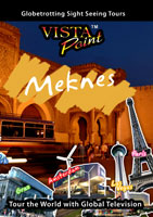 Vista Point Meknes Morocco DVD Global Television Arcadia Films | Movies and Videos | Special Interest