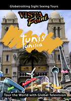 Vista Point TUNIS Tunisia DVD Global Television Arcadia Films | Movies and Videos | Special Interest