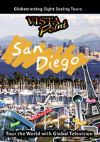 Vista Point San Diego California DVD Global Television Arcadia Films | Movies and Videos | Special Interest