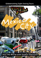 Vista Point MEXICO CITY Mexico DVD Global Television Arcadia Films | Movies and Videos | Special Interest