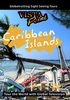 Vista Point CARIBBEAN ISLANDS DVD Global Television Arcadia Films | Movies and Videos | Special Interest