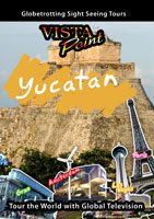 Vista Point Yucatan Mexico DVD Global Television Arcadia Films | Movies and Videos | Special Interest