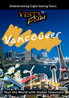 Vista Point Vancouver Canada DVD Global Televison Arcadia Films | Movies and Videos | Special Interest