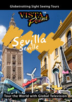 Vista Point Sevilla Spain DVD Global Televison Arcadia Films | Movies and Videos | Special Interest