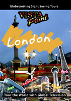 Vista Point London DVD Global Televison Arcadia Films | Movies and Videos | Special Interest