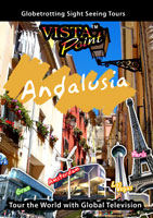 Vista Point Andalusia Spain DVD Global Televison Arcadia Films | Movies and Videos | Special Interest