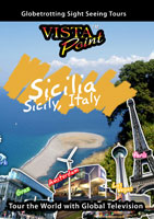 Vista Point SICILIA Italy DVD Global Televison Arcadia Films | Movies and Videos | Special Interest