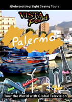 Vista Point PALERMO Italy DVD Global Televison Arcadia Films | Movies and Videos | Special Interest