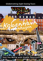 Vista Point Copenhagen Denmark DVD Global Televison Arcadia Films | Movies and Videos | Special Interest