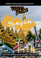 Vista Point Yangon Myanmar DVD Global Television Arcadia Films | Movies and Videos | Special Interest