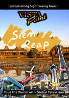 Vista Point SIEM REAP ANGKOR Cambodia DVD Global Television Arcadia Films | Movies and Videos | Special Interest