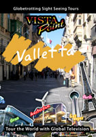 Vista Point VALLETTA Malta DVD Global Television Arcadia Films | Movies and Videos | Special Interest