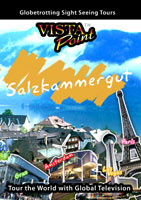 Vista Point SALZKAMMERGUT Austria DVD Global Television Arcadia Films | Movies and Videos | Special Interest