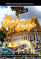 Vista Point Phnom Penh Cambodia DVD Global Television Arcadia Films | Movies and Videos | Special Interest