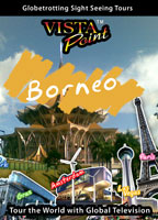 Vista Point BORNEO DVD Global Television | Movies and Videos | Special Interest